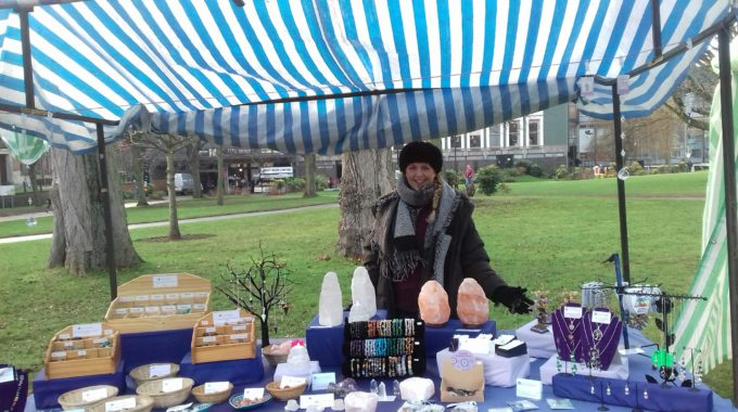Farmers Market At The University Of Birmingham 22nd February