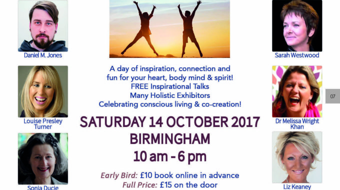 Autumn Tree Of Life Festival 14th October 2017